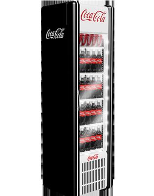 Coca Cola Fridge >> VR08 Retro